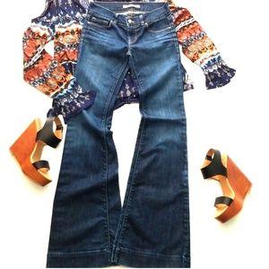 🆕️ J BRAND Lovestory Wide Leg Jeans